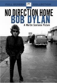 Cover Bob Dylan - No Direction Home [DVD]